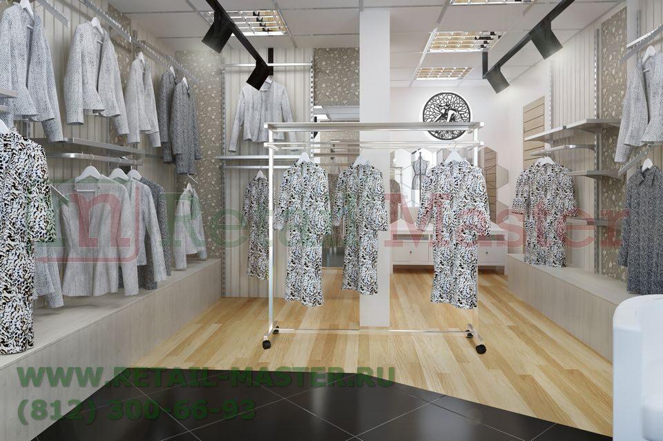 Дизайн-проект магазина: учитывая малое, достигаем максимума