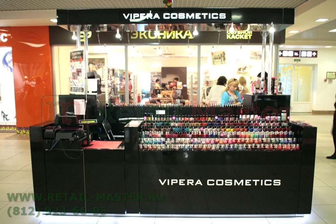 Торговое оборудования под косметику